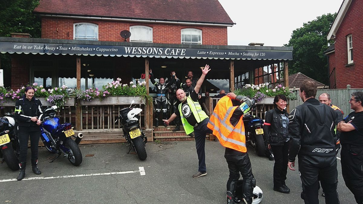 Wessons Cafe Horam East Sussex