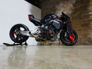 Tempus Fury Drag Bike